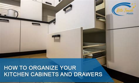 How To Arrange Your Kitchen Cabinets by How To Organize Your Kitchen With 12 Clever Ideas How To