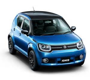 all new car price in india maruti ignis official image front top carblogindia