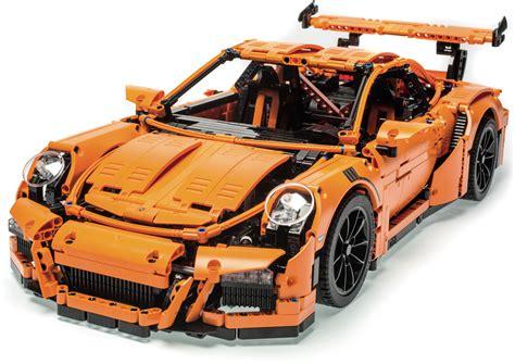 lego technic porsche 911 gt3 rs lego technic bausatz porsche 911 gt3 rs c t magazin