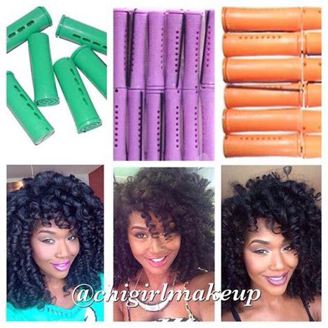 types of perms size rods 165 best roller set rod set images on pinterest natural