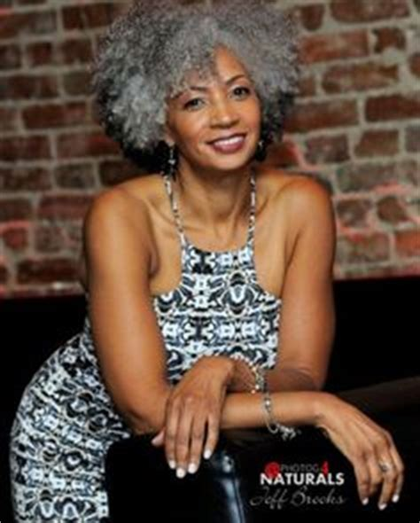 hair color black women over 50 black women with grey hair grey fox pinterest beautiful the shorts and grey