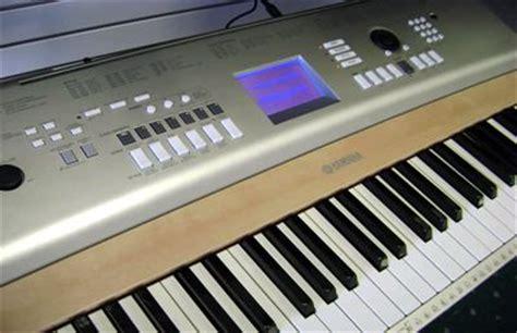 yamaha ypg 635 / dgx 630 digital piano review