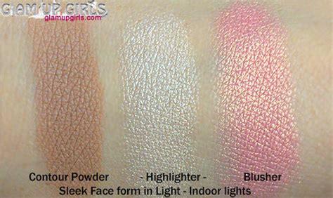 Sleek Form Contour Kit sleek makeup contour kit um saubhaya makeup