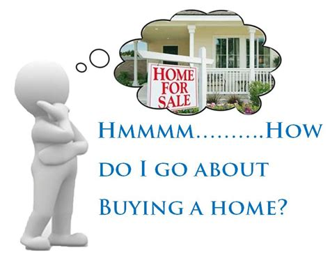 buying a buying a home