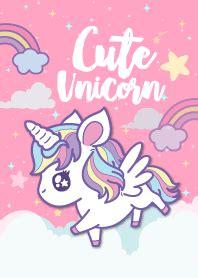 theme line unicorn unicorn so cute line theme line store