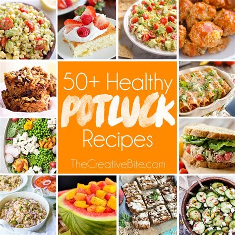light food for lunch 50 light healthy potluck recipes