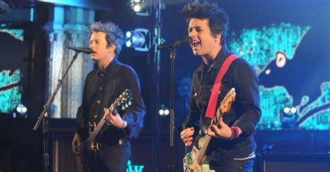 Green Day green day s rousing still breathing on the late