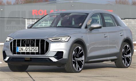 Neuer Audi Q3 by Audi Q3 2 Generation Autozeitung De