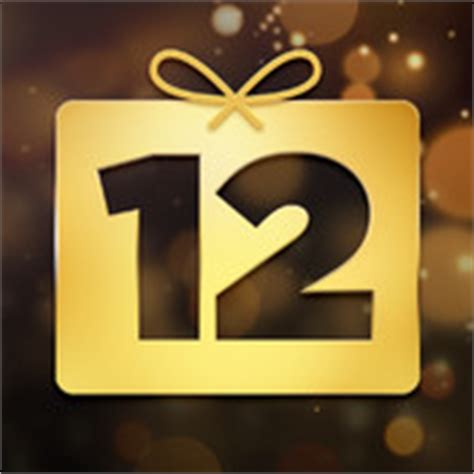 12 days of gifts app available for download isource