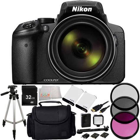 Nikon P900 R by Nikon Coolpix P900 Digital Black 32gb Bundle Accessory Kit