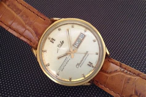 Gogo Jam Tangan Lilit Vintage for sale mido commander datoday sold