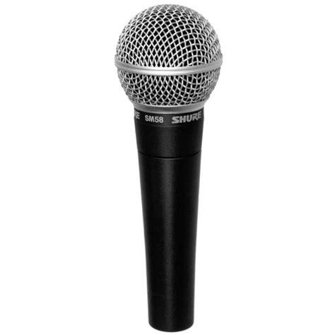 Shure Sm58sm58 Lc Vocal Microphone Original Jual Shure Sm58 Lc