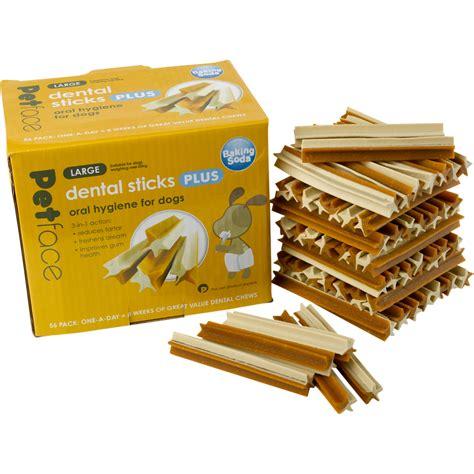 dental sticks for dogs pet large dental sticks for hygiene reduces tartar gum disease ebay