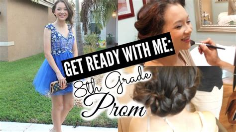 get ready with me homecoming 2014 youtube 22 best images about things to wear 8th grade prom formal