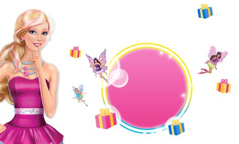 imagenes png barbie bauzinho da web ba 218 da web imagens da barbie em png