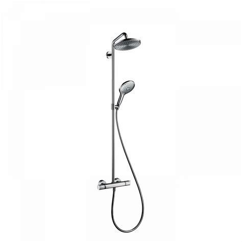 Hansgrohe Shower Sets hansgrohe raindance select showerpipe 240mm shower set