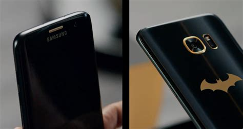 Samsung Galaxy S7 Edge Di Korea Smartphone Terbaru Preorder Galaxy S7 Edge Batman Di