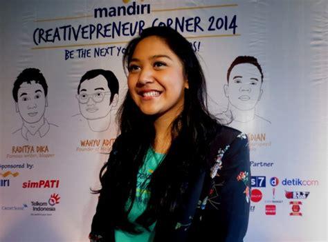 Biografi Anak Chairul Tanjung Putri Indahsari | biografi profil biodata profil dan biodata putri