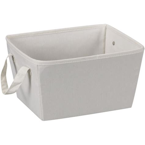 canvas storage containers canvas storage bin small in shelf bins