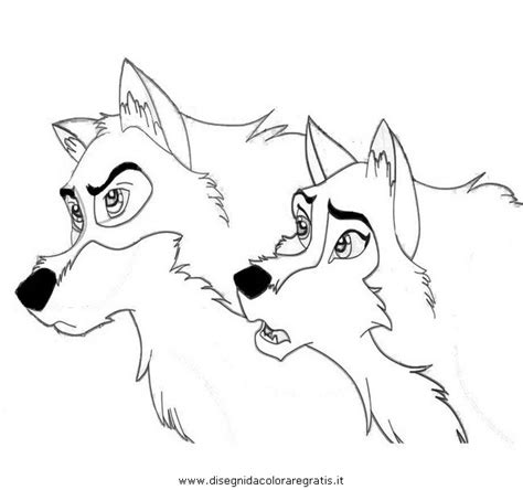 balto 5 colouring pages
