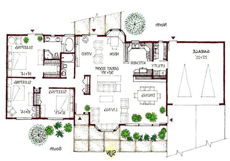 Passive Solar Ranch House Plans Passive Solar Home Design Plans Home Review Co