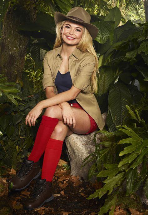 pimpandhost west models im a celebrity 2017 line up georgia toffolo says she