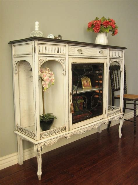 antique white curio cabinet 19 best images about styles of ursula on pinterest