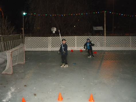 my backyard ice rink my backyard ice rink ezine 17 deadline looms for win a
