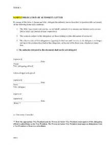 Need a model delegation of powers letter form fill online printable
