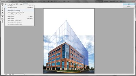 photoshop cs5 vanishing point tutorial how to get creative with architectural structures in