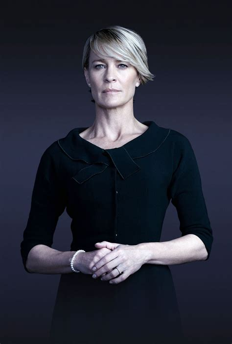 robin wright house of cards house of cards l 233 tonnante anecdote de robin wright sur sa coupe de cheveux photos