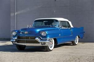 56 Cadillac Eldorado 1956 Cadillac Eldorado Biarritz