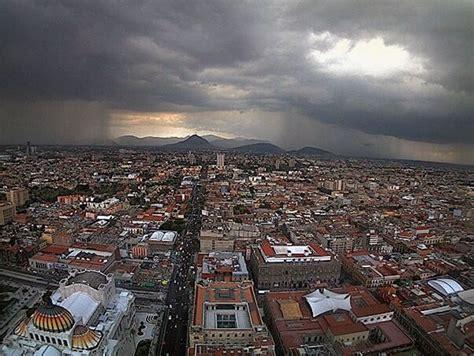 llueve en la zona centro y norte de la cdmx llueve en la zona norte y centro del distrito federal