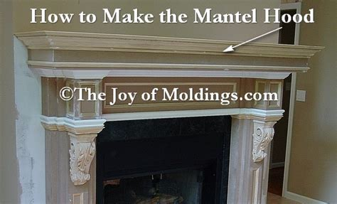 how to make a fireplace hearth how to build fireplace mantel 103 part 11 the the of moldings