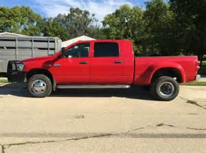 Used Dodge Mega Cab For Sale 2008 Dodge Ram 3500 Mega Cab Diesel 4x4 Dually Truck For
