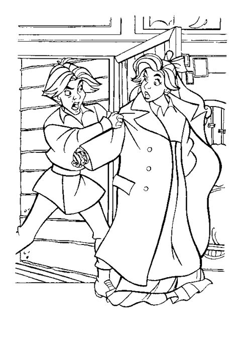 coloring page anastasia coloring pages 15