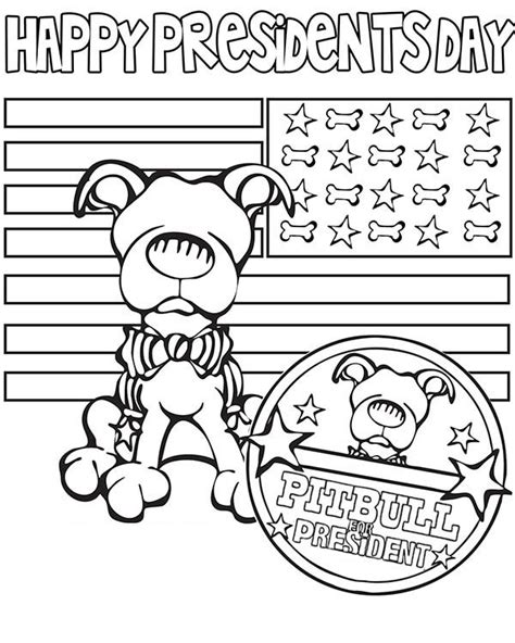 presidents day coloring pages preschool happy presidents day color page coloring pages for free