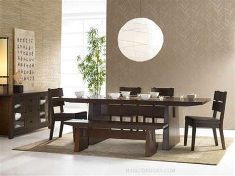 modern minimalist dining room spaces with pub style dining room sets los detalles para un comedor de estilo japon 233 s
