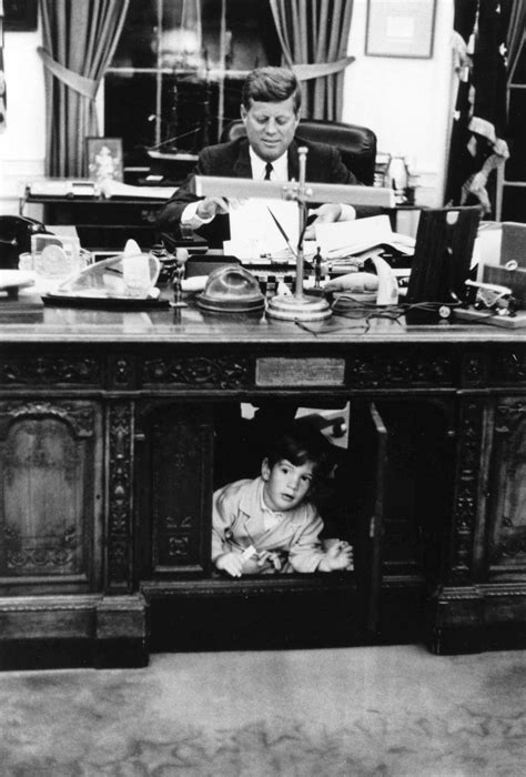 Kennedy Oval Office by 24 Adorable Photos Of Presidents With Little Kids