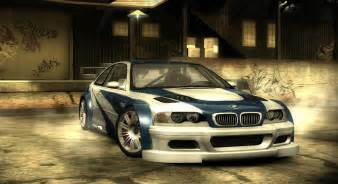 image nfs most wanted bmw m3 gtrjpg at the need for speed