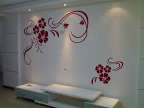 Paisley Wall Stickers decorations design bedroom painting walls decorating
