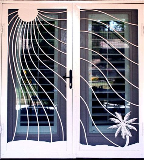 Security Screen Doors What You Need To Know About It Sliding Patio Doors Security