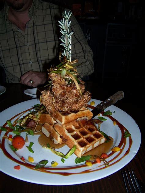 Hash House A Go Go San Diego Ca by Chicken Waffles From Hash House A Go Go In San Diego Ca