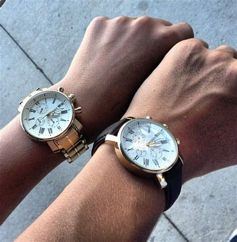 Matching Him And 37 Best Matching Watches For Him And Images On