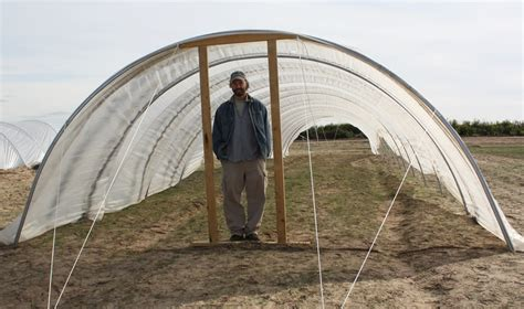 hoop houses hoop house how to kerr center