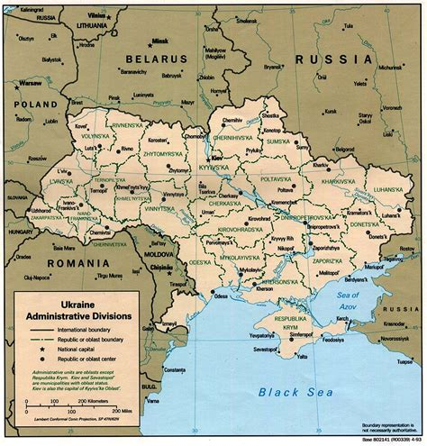 map ukraine europe file ukraine regions map svg wikitravel shared