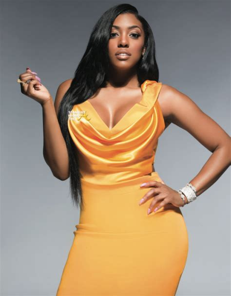 porsha williams in high school rhoa porsha williams lands 1st magazine cover shot for