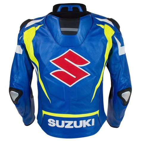 suzuki riding jacket suzuki leather jacket cheap cycle parts