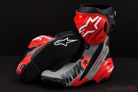 Limited Edition Boot R 011 alpinestars limited edition mach 1 supertech r vinales boots