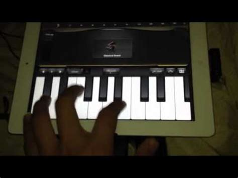 Piano Garage Band by The Xx Intro Garageband Piano Cover
